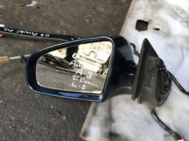 05 AUDI A3 BOTH SIDE MIRROR AVALIABLE EACH £40 POUND