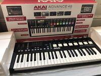 Akai Advance 49 excellent condition