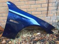 GENUINE BMW 5 SERIES F10 M-SPORT FRONT WING ( MINOR DAMAGE)