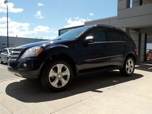 2010 Mercedes-Benz M-Class ML350, Toit, Radio satellite, Xenon