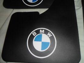 BMW 1 SERIES MUDFLAPS