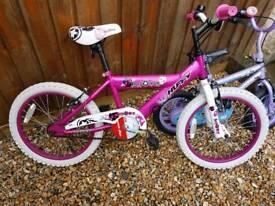 """Huffy 18"""" bike"""