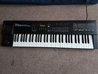 Roland D20 Synthesiser