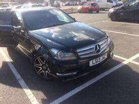 "Mercedes Benz C220 AMG sport plus Diesel 2013 not/bmw/Audi/ford/""bargain"