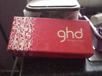 ghds red new still in box special edition