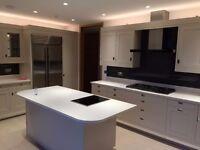 Kitchen fitter, North West London