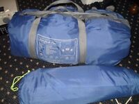 Outwell Hartford Plus 8 Berth Tent / camping