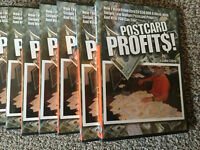 LUKE JATEN'S POSTCARD PROFITS Course From Zero To $50,000 A Week From Eze Low-Cost Postcard Projects
