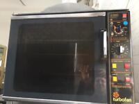 Convey oven
