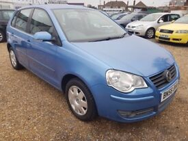Volkswagen Polo 1.4 S Hatchback 5dr Petrol Manual, 1 OWNER FROM NEW. FSH. HPI CLEAR. NEW CLUTCH