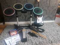 Rock band 4 ps4 complete bundle without box