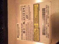 Toshiba Samsung TS-L632H Internal DVD±RW For Laptop 5V #28L270