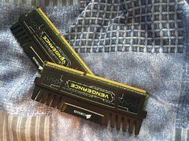 Corsair Vengeance 8GB (2x4GB) DDR3