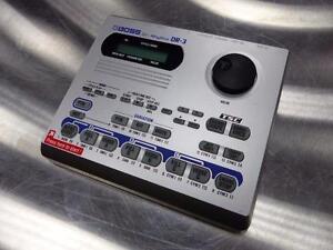 Beat Box Drum Machine Beat Sampler BOSS DR-3 Dr.Rhythm