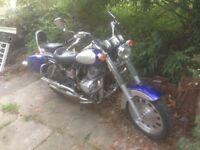 125 cruiser Harley style