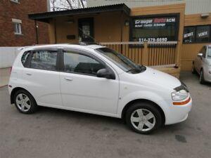 2008 Pontiac WAVE 5