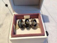 Genuine Pandora Murano Glass Charms