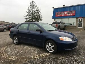2008 Toyota Corolla CE -  NEW WINTER TIRE PACKAGE INCLUDED