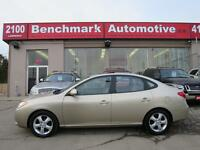 2007 Hyundai Elantra GLS-1 OWNER-P GROUP-ALLOYS-ROOF-SNOW TIRES