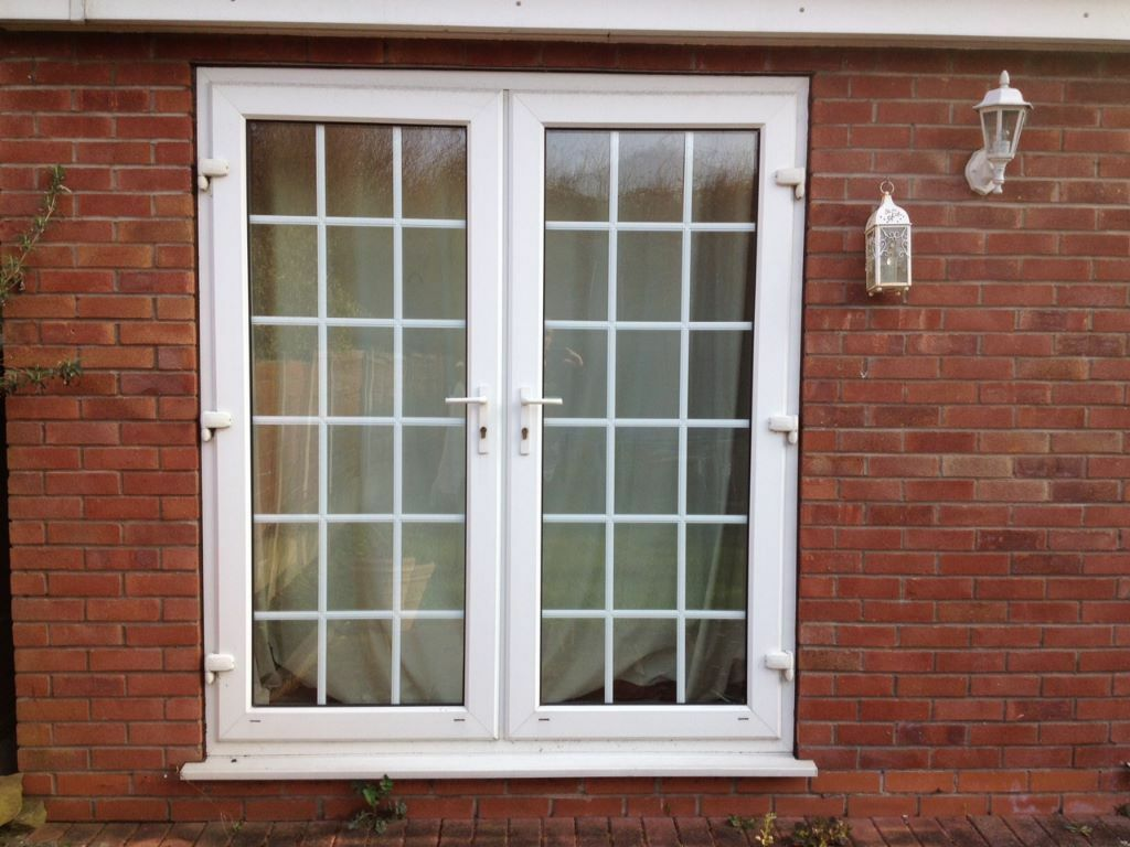 Elegant design french patio doorset in stockport for French patio doors for sale