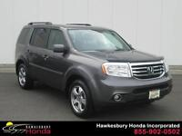Honda Pilot EX 2014 WARRANTY UP TO 200000 KMS ONE OWNER 4 SNOW T