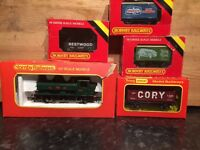 hornby loco and wagons