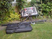 Reebok XL Portable Basketball Hoop