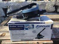 Whale bilge pump