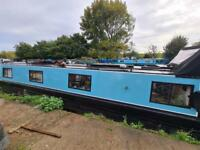 45ft Narrow Boat currently Moored at Tottenham Hale