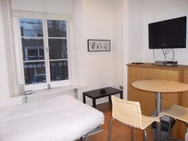 Holiday / Short Term / Marble Arch / central London / A choice of large modern studio apartments