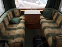 DETHLEFFS DL530 CAMPER LUXURY CARAVAN,THE BEST YOU CAN BUY,FROM GERMANY,UK EDITION ,WET ROOM,MOVER