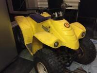 50cc quad electric start