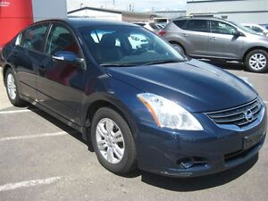 2012 Nissan Altima 2.5 S (CVT) | Great for families!