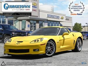 2008 Chevrolet Corvette Z06 Fixed Roof Z06 * 505 BHP Rocket *
