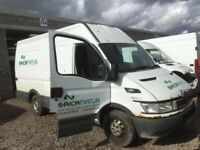 Iveco daily automatic gearbox breaking