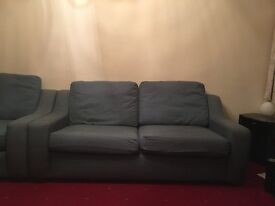 6 seater sofa very good condition