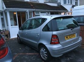 Mercedes A170 Cdi - Auto for Sale 80K Miles - Lady Driven