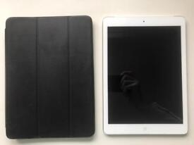 Apple iPad Air 16GB Cellular 3G, Boxed, Smart Case
