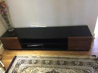 Large Tv unit/stand