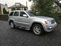 2008 jeep grand cherokee 3.0 CDR overlander