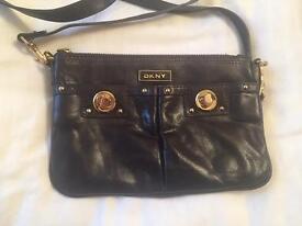 DKNY leather bag