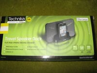 Technika IPod/IPhone docking station as new