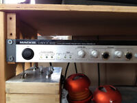 Mackie Onyx 400F Firewire audio interface mic pre and standalone mixer