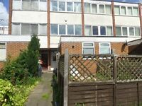Three bedroom three story house to rent, unfurnished, NO PETS, NO DSS. £495.00 pcm