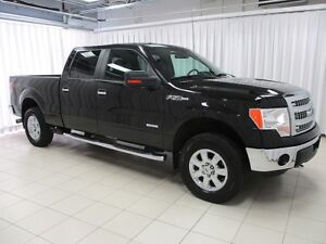 2013 Ford F-150 XLT 4x4 4DR 6PASS