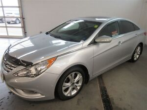 2013 Hyundai Sonata Limited! HEATED! LEATHER! ALLOY! ONLY 43K!
