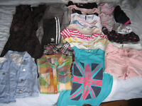 Girls very Large Clothes Bundle 1 suitable girl age 9-10