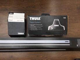Thule Aero roof bars (mondeo 07-14)