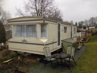 SITED STATIC CARAVAN ON THE KINGSFORD WITH CLUBHOUSE