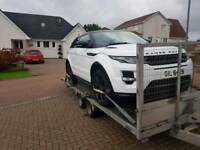 Recovery and car transportation